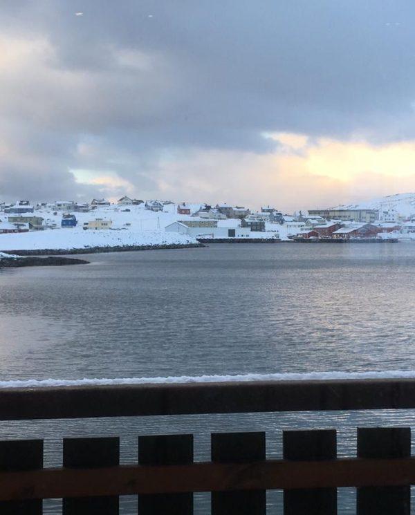 Schneemobil Reise Finnland Norwegen
