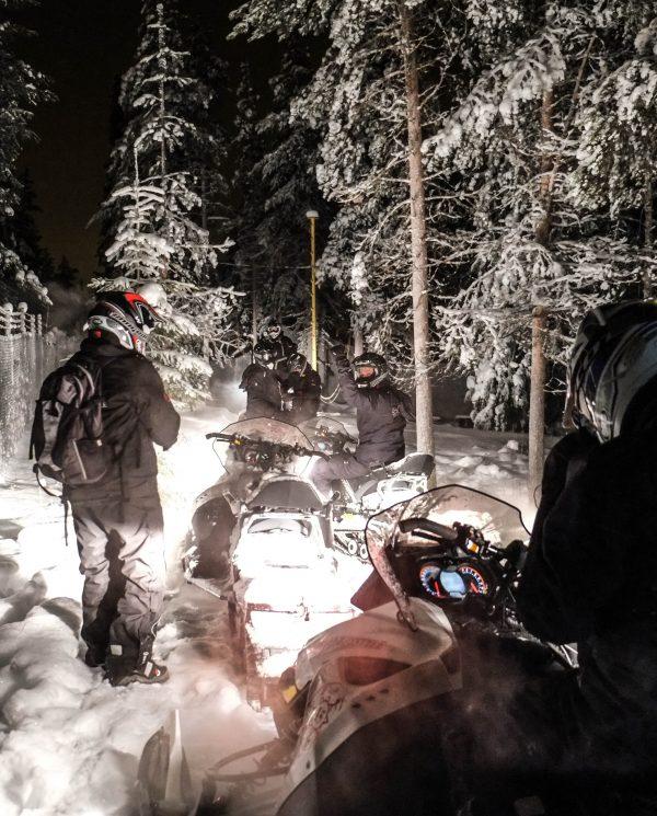 Schneemobi Reise Finnland By Perfect Tours (17)