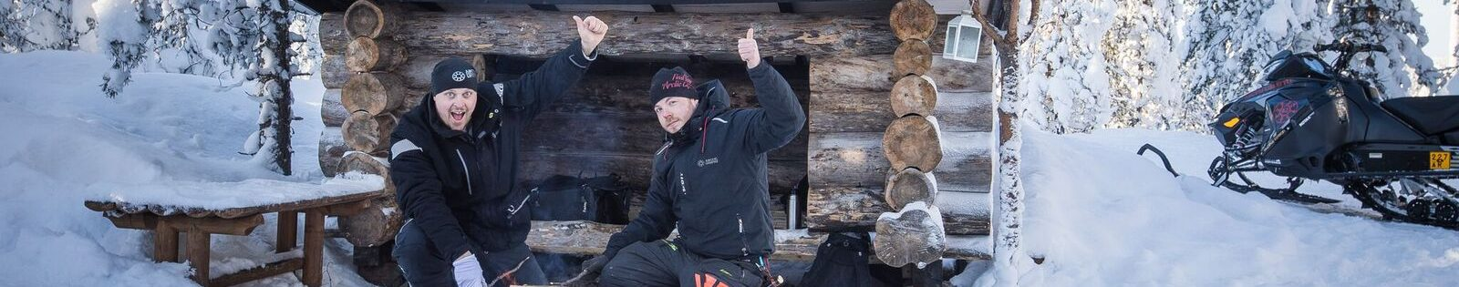 Schneemobil Adventure Perfect Tours Schneemobil Adventure Reisen Finnland (12)