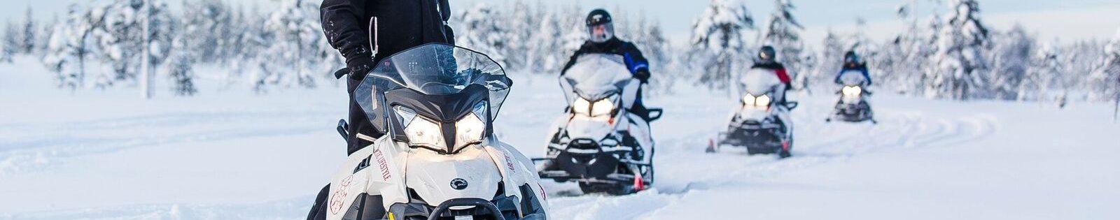 Schneemobil Adventure Perfect Tours Schneemobil Adventure Reisen Finnland (16)
