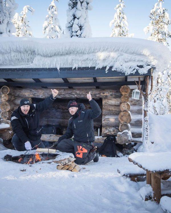 Schneemobil Reise Lappland PerfectTours (12)