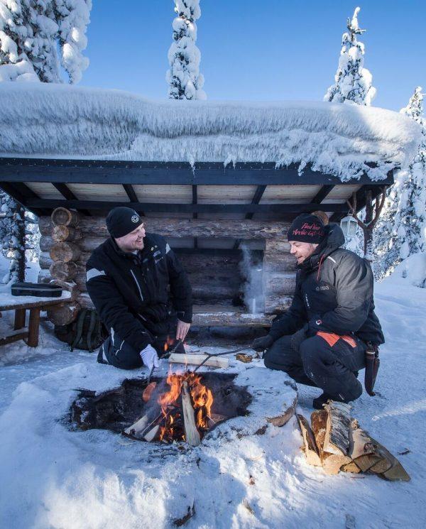 Schneemobil Reise Lappland PerfectTours (8)