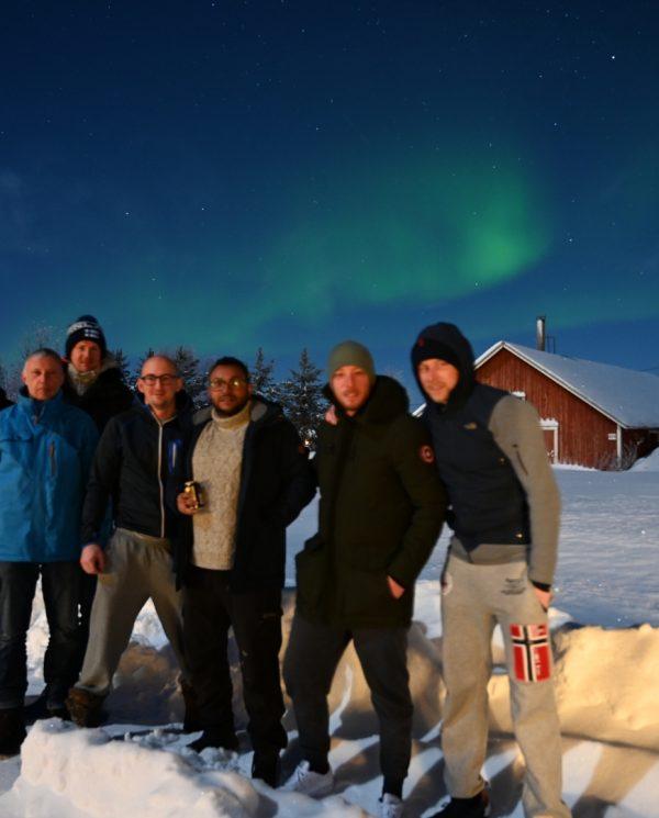 Schneemobil Reise Lappland Perfect Tours (1)