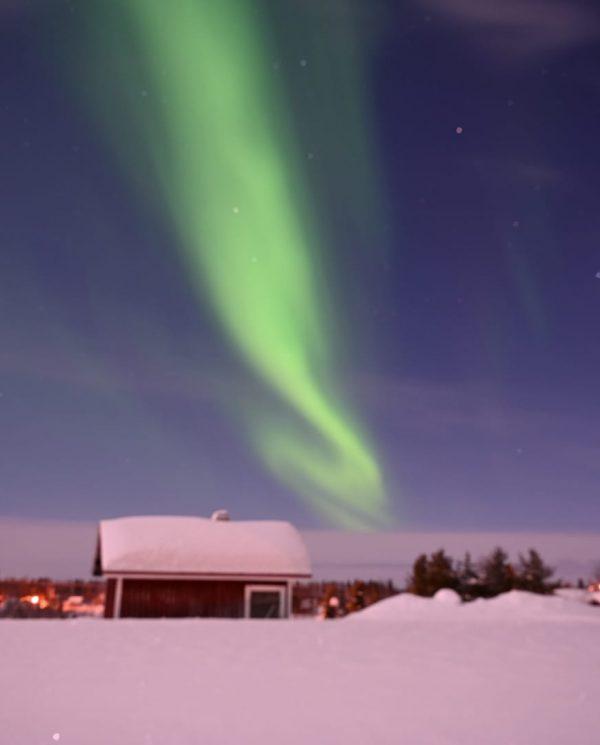 Schneemobil Reise Lappland Perfect Tours (101)