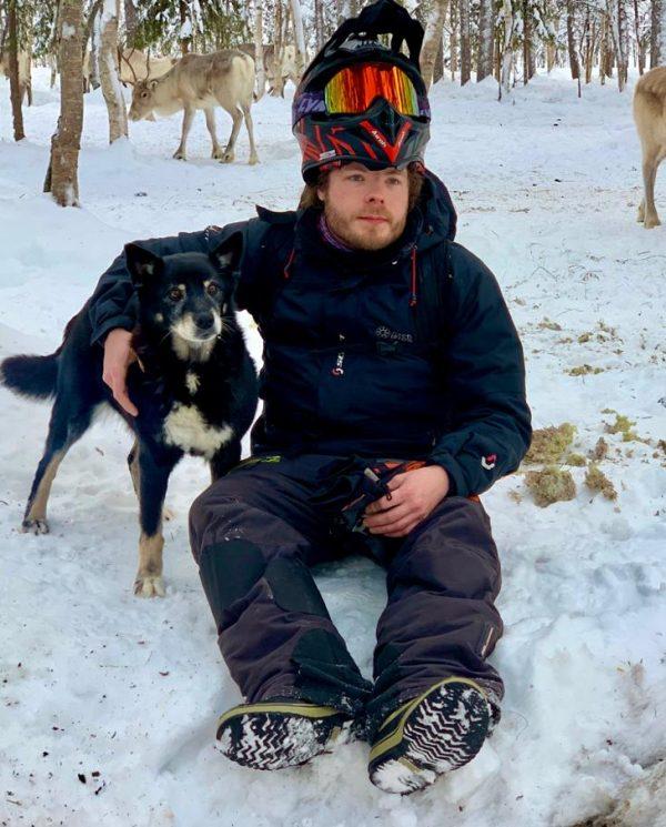 Schneemobil Reise Lappland Perfect Tours (22)