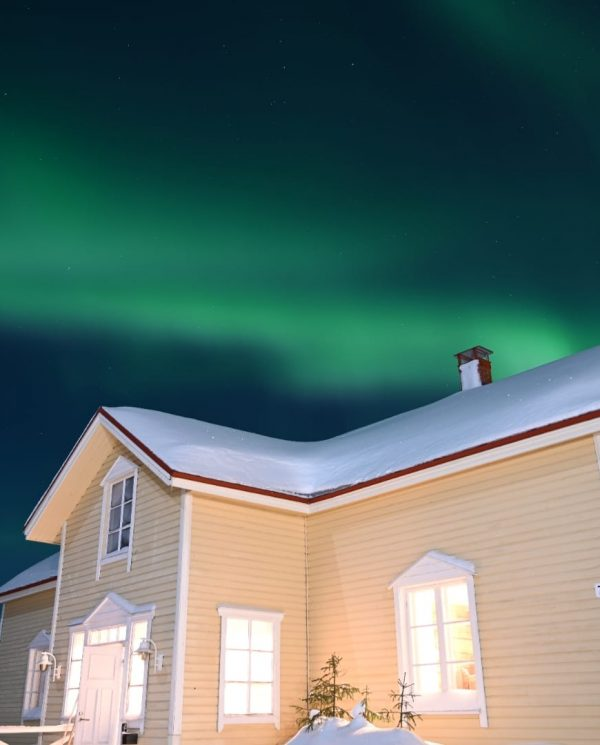 Schneemobil Reise Lappland Perfect Tours (31)