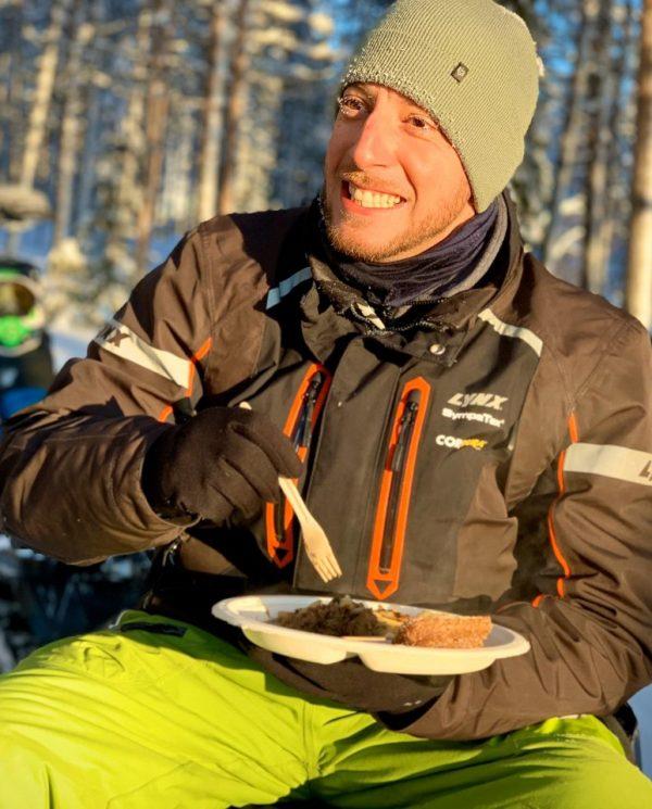 Schneemobil Reise Lappland Perfect Tours (38)