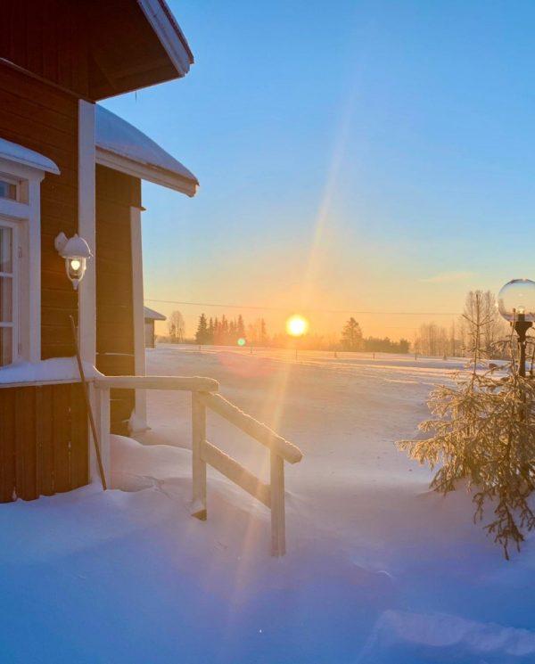 Schneemobil Reise Lappland Perfect Tours (5)
