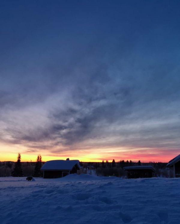 Schneemobil Reise Lappland Perfect Tours (58)