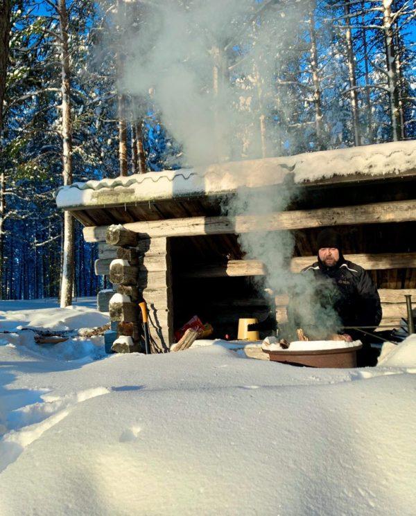 Schneemobil Reise Lappland Perfect Tours (68)