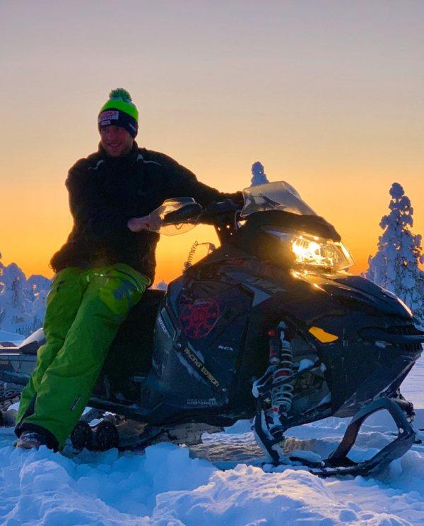 Schneemobil Reise Lappland Perfect Tours (92)